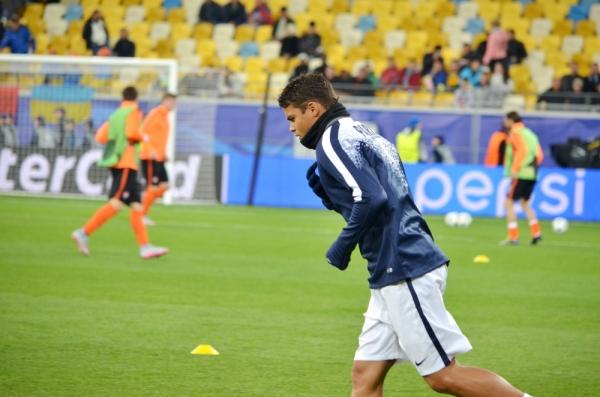 Thiago Silva na celowniku Juventusu