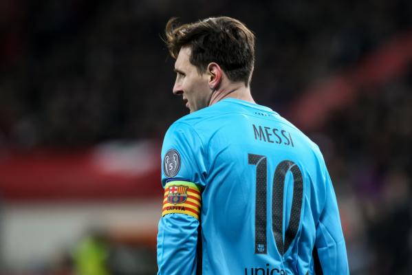 Barcelona rozbiła Manchester City! Hat-trick Messiego!