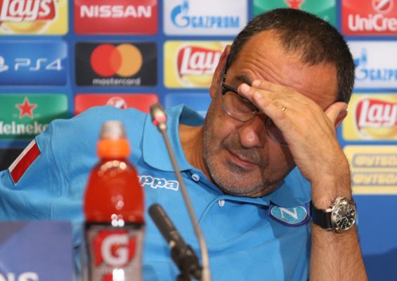 Maurizio Sarri: Graliśmy lepiej niż w sobotę
