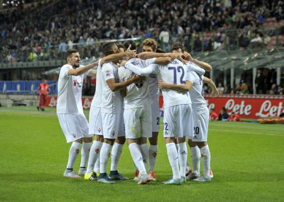 Fiorentina wygrała w Libercu, PAOK przegrał w Baku