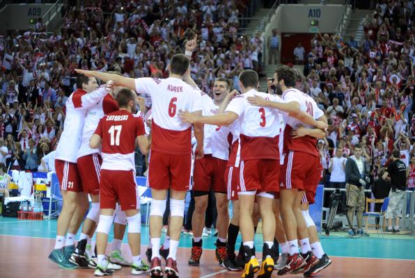 Cztery polskie miasta zorganizują mistrzostwa Europy siatkarzy