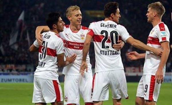 Niemcy:Kamiński na ławce, zwycięstwo VfB