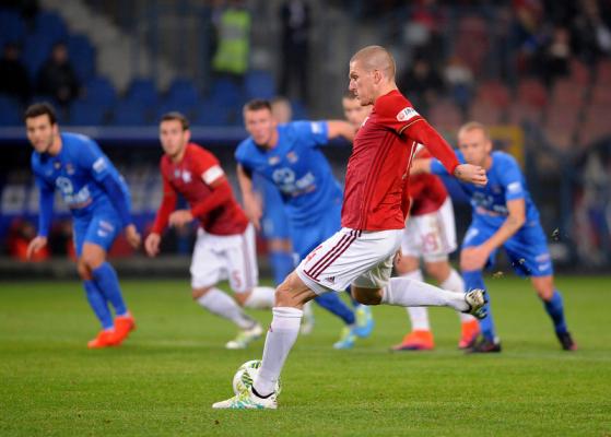 Ondrasek: Rooney jest moim idolem