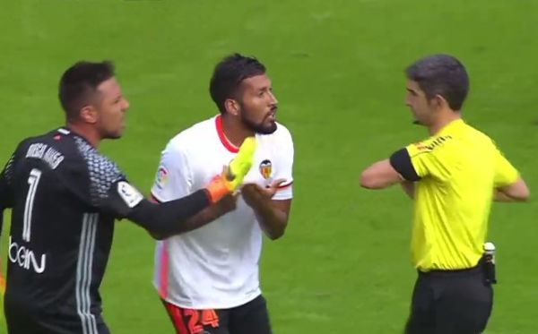 """Valencia wściekła na arbitra. """"Będzie wstydził się tego meczu. Hiszpański futbol nie zasługuje na tak żałosne sędziowanie"""""""