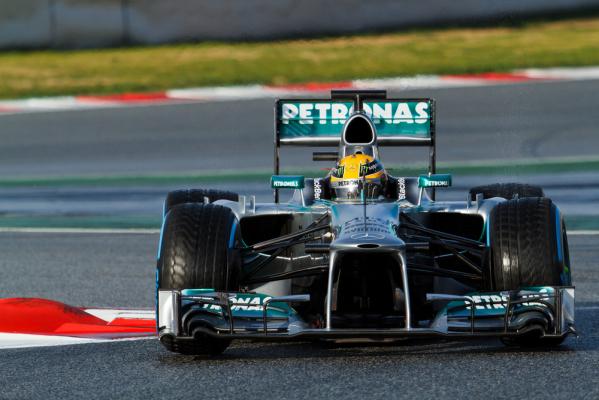 Lewis Hamilton z pole position w GP USA