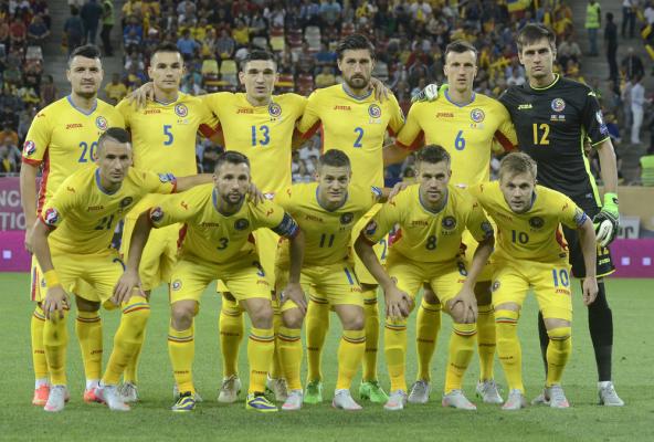 Szeroka kadra Rumunii na mecz z Polską