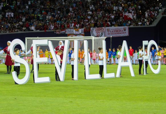 Sevilla pokonała Atletico i została liderem ligi hiszpańskiej