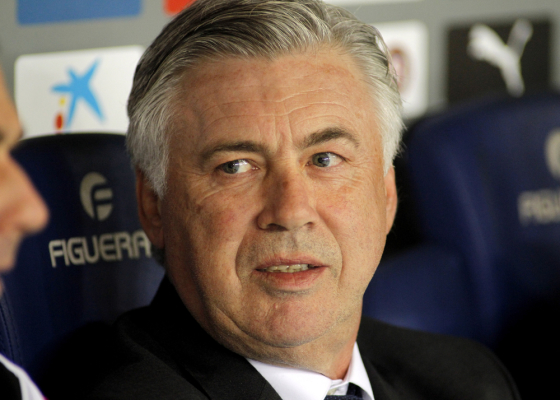Ancelotti: W Realu Ronaldo był najważniejszy. Musiałem słuchać, gdzie chce grać i starać się dostosować