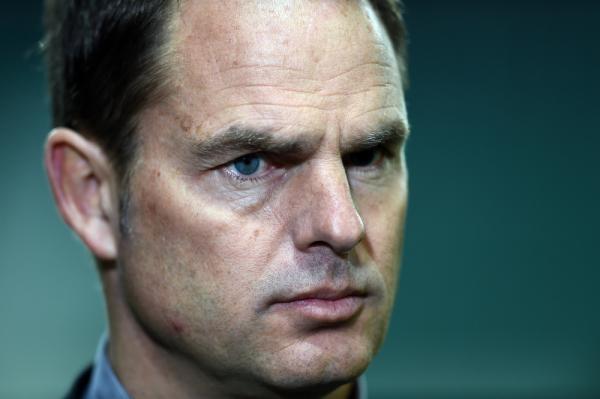 """De Boer na wylocie z Interu? """"To dla mnie trudny czas"""""""