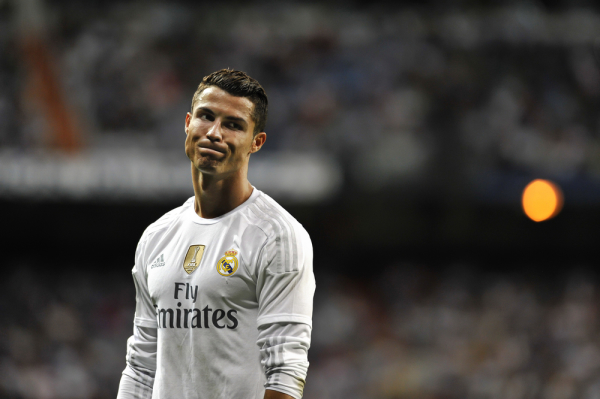 """Słaby początek Ronaldo. """"Cristiano nie przejmuje się brakiem goli"""""""