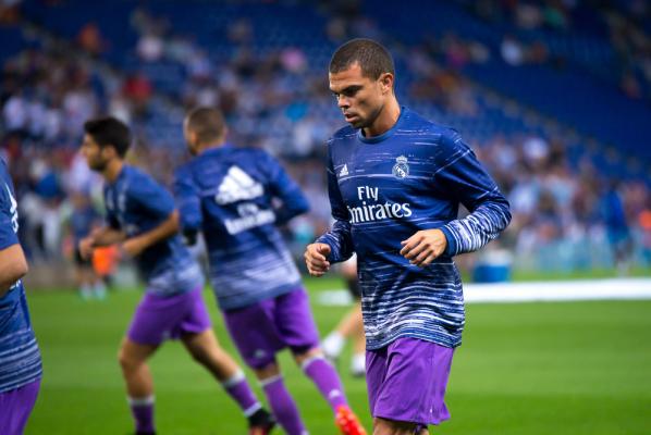 Pepe alternatywą dla Juventusu