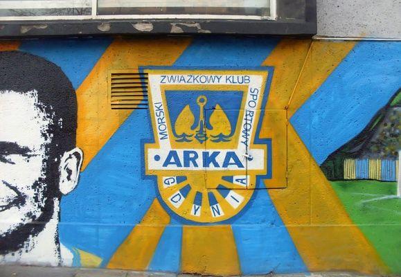 Porażka Arki Gdynia z Drutex-Bytovią
