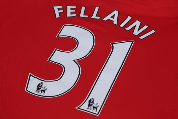 Fellaini z kontuzją kolana. Nie zagra z Manchesterem City