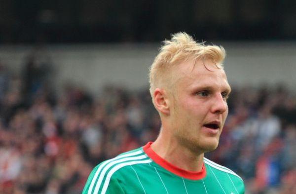 Grali Gikiewicz i Łukasik, zwycięstwo SV Sandhausen po rzutach karnych