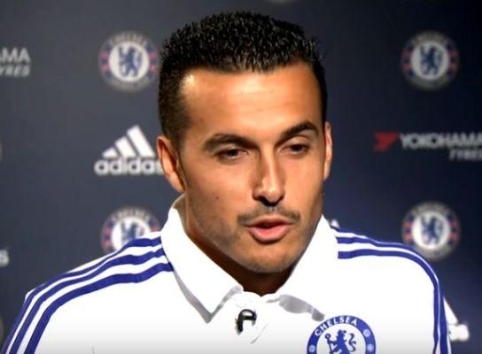Pedro: Myślałem o powrocie do Barcelony pod koniec ubiegłego sezonu