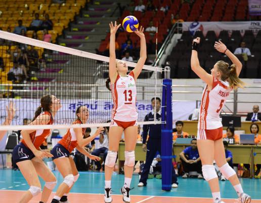 Polskie siatkarki poznały rywalki w eliminacjach do MŚ 2018
