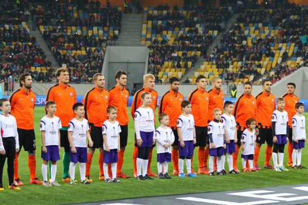 Puchar Ukrainy: Dynamo i Szachtar zagrają o półfinał