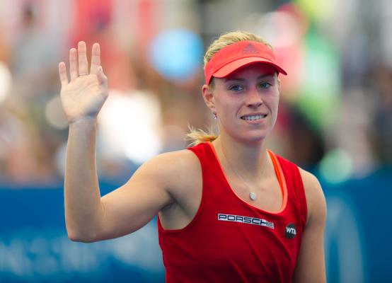 Radwańska rywalką Kerber w półfinale Masters?