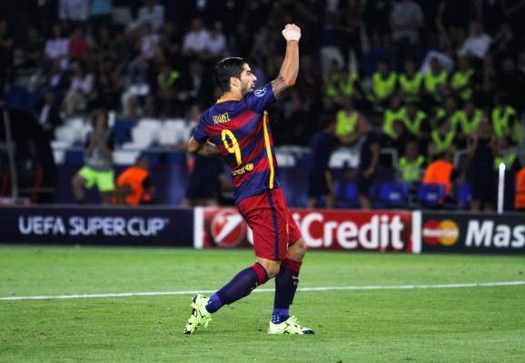 Godin: Suarez jest najlepszym napastnikiem na świecie