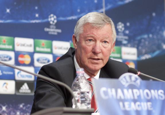 Ferguson: Manchester City to faworyt do mistrzostwa