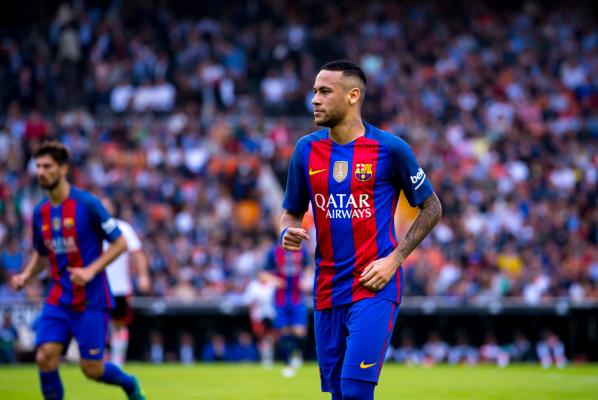 """""""Messi jest idolem Neymara. On go inspiruje"""""""