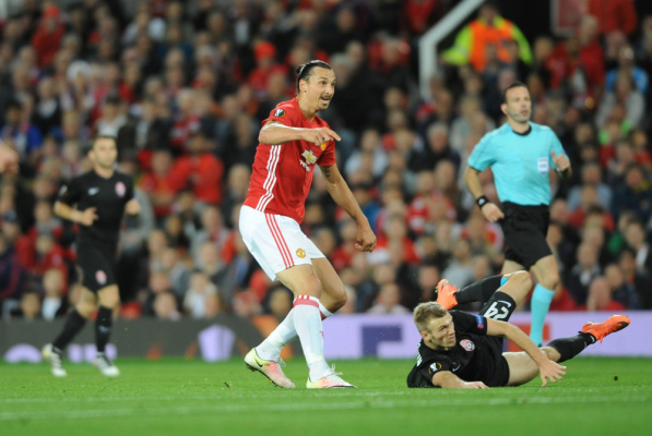 Petit: Ibrahimović jak Cantona? Nie, tak nie jest