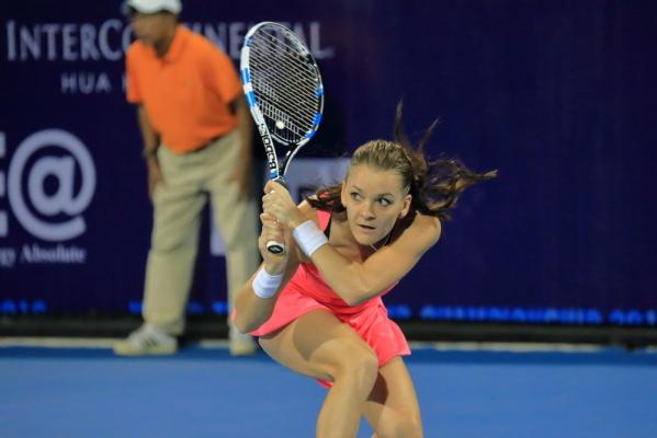 Radwańska w półfinale Masters!