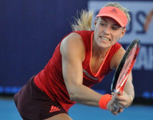 Australian Open: Kerber w półfinale