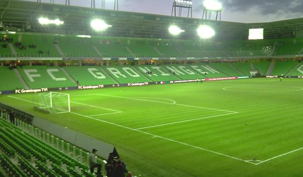 Porażka FC Groningen z Willem II Tilburg