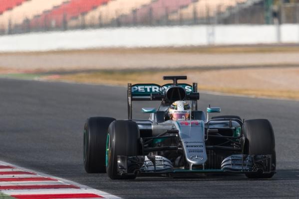 Hamilton wygrał kwalifikacje do GP Meksyku