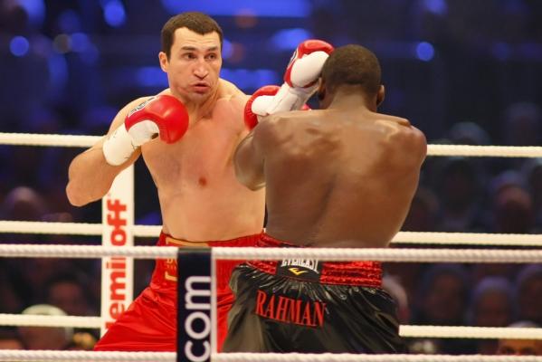 Kliczko vs Joshua o pas WBA!