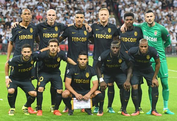Monaco rozbiło CSKA, asysta Glika przy pierwszym golu