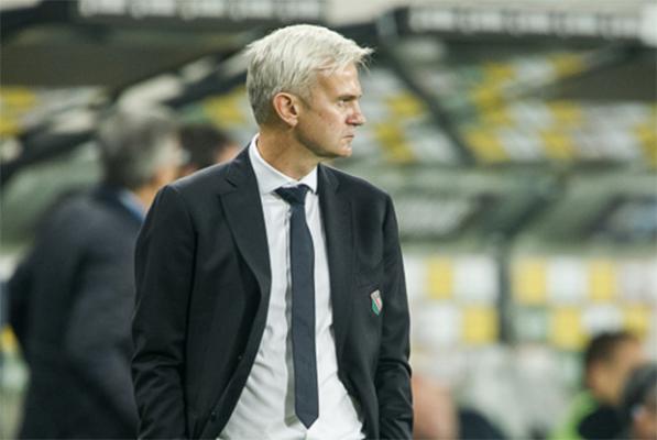 Jacek Magiera: Po meczu czułem niedosyt