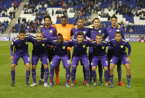 Malaga pokonała Sporting Gijon