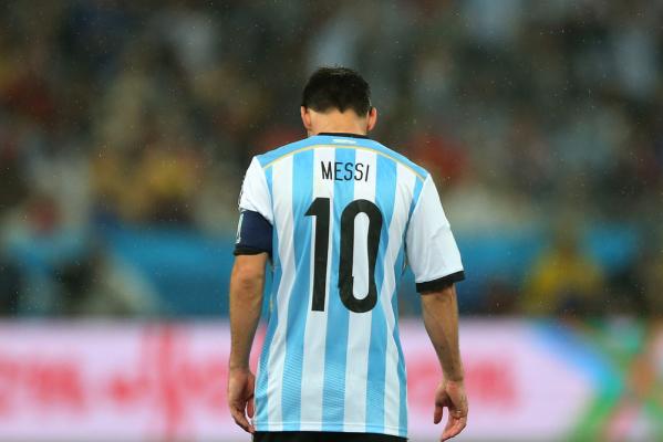 Riquelme: Bez Messiego Argentyna jest przeciętną drużyną