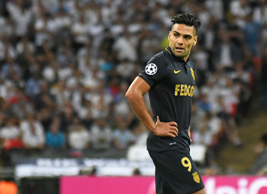 AS Monaco rozgromiło Nancy, dwie bramki Falcao
