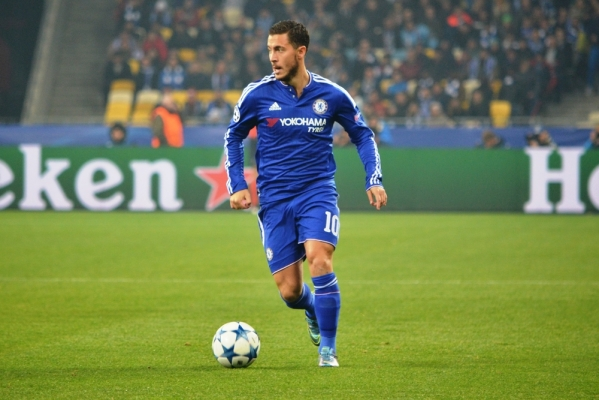 Chelsea zmiażdżyła Everton! Kapitalny gol Edena Hazarda [VIDEO]