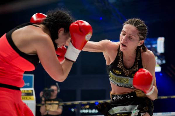 Brodnicka obroniła tytuł mistrzyni Europy