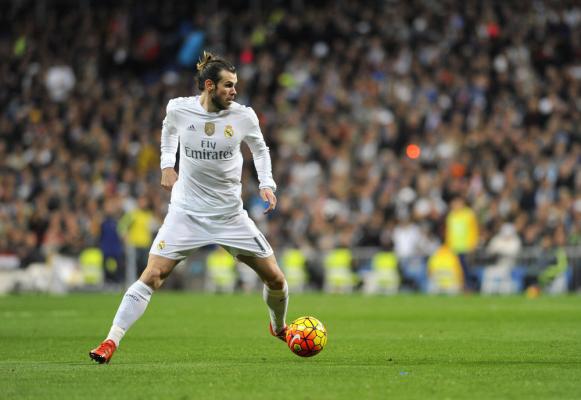Dwa gole Bale'a i jeden Moraty dają ligową wygraną Realowi
