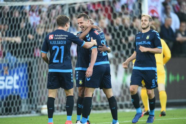 Kolejny gol Wilczka, zwycięstwo Broendby