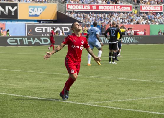MLS: Imponująca wygrana Toronto FC, hat-trick Giovinco