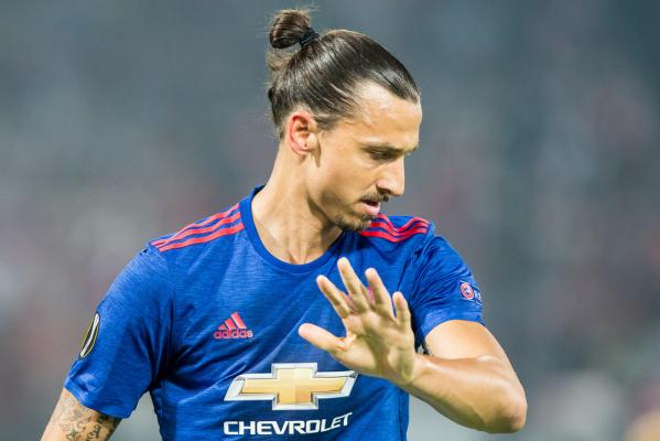 Ibrahimović nie zagra w hicie z Arsenalem