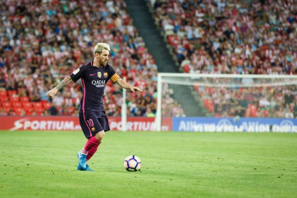 Barcelona odwoła się od kartki Messiego
