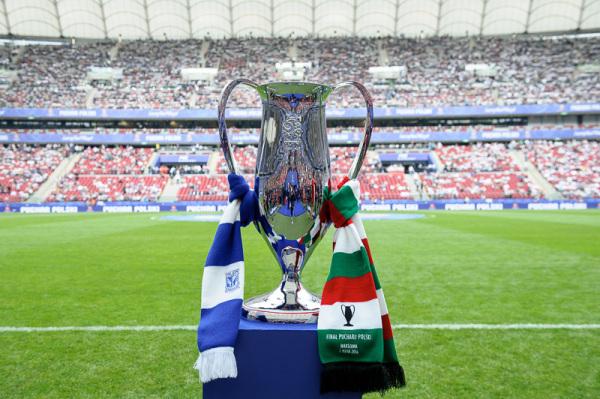Puchar Polski: Dokładne terminy rewanżowych meczów 1/4 finału