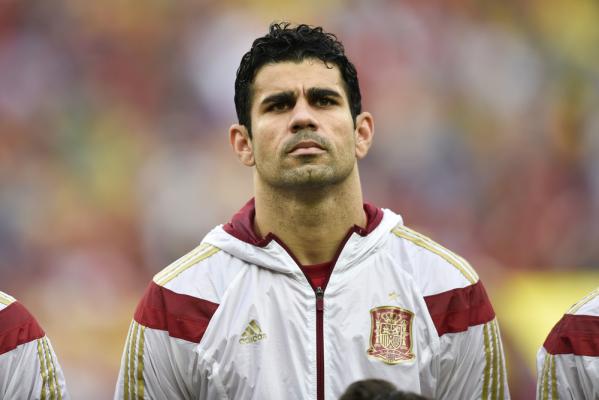 Costa z niegroźnym urazem pachwiny