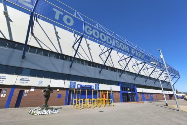 Everton dołączył do walki o Lookmana