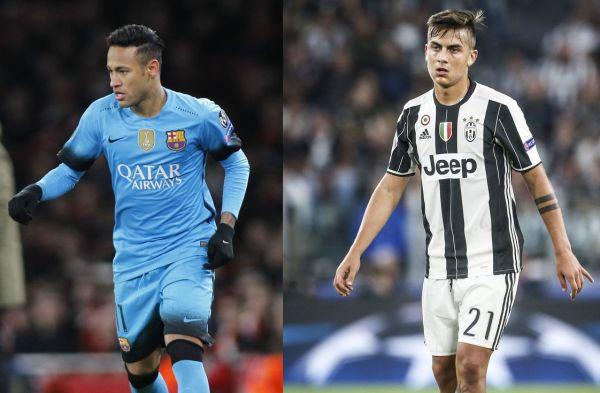 Ancelotti: Dybala i Neymar następcami Messiego oraz Ronaldo