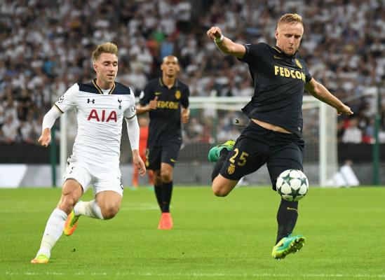 Kamil Glik po raz drugi piłkarzem miesiąca AS Monaco