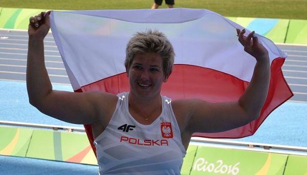 Anita Włodarczyk wyróżniona przez IAAF