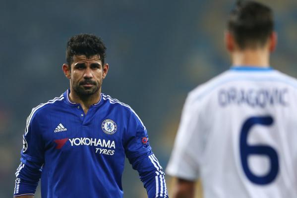 Diego Costa nie zagra z Macedonią i Anglią